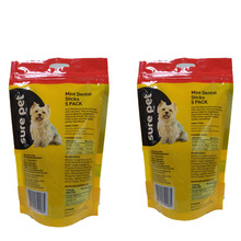 wholesale bulk pedigree dog food bag with custom logo