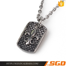 2015 Hot Sales Export Quality Pretty Gymnastics Pendant