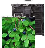 High-end led rental screen P3mm led video indoor stage display