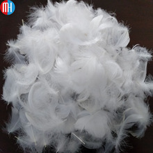washed white down feather for sale filling cheap