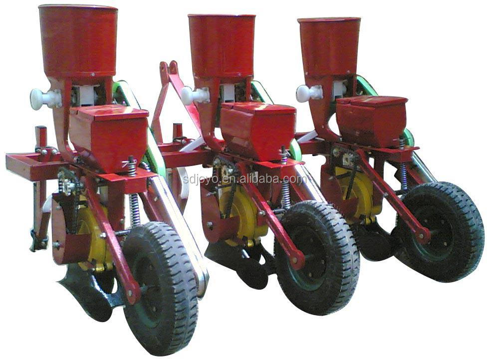 Africa hot sale 2-8 rows corn planter with fertilize box
