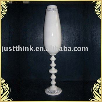 Customized Artistic Antique Tall Vase FB-10110W