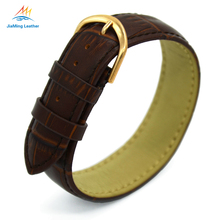Wholesale Crocodile Genuine Leather Watch Band For Men