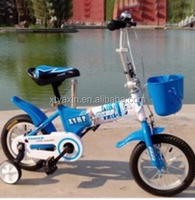 2017 Best selling baby bike for sale bmx 4 Wheel Kids Cycling 12 inch small bike for children