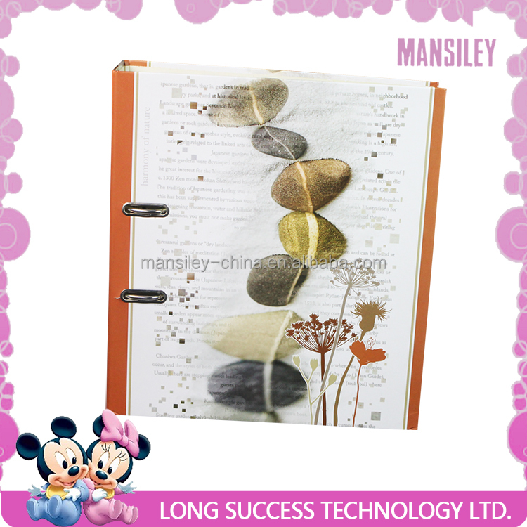 Mansiley custom design lever arch file