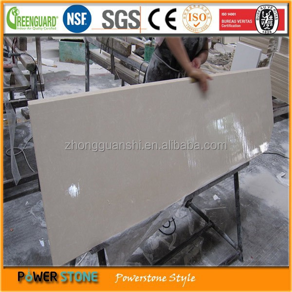 Composite Marble Table Top Material