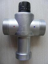 "2"" stainless steel vernet thermostatic mixing valve for shower"