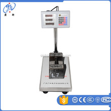 high quality high precision electronic platform price computing scales