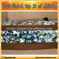 Newstar agate laminate countertop bar top