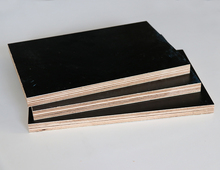 Film Faced Plywood For Construction With WBP Glue
