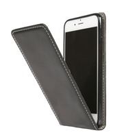 Unique down flip card slot wallet PU leather phone case for Xiaomi Redmi 4 mobiles