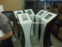 Touch screen Ipad style tablet kiosk manufacturer