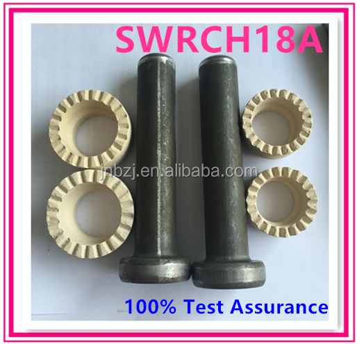 High quality SWRCH18A SWRCH15A welding studs with ceramic ferrule iso 13918