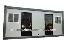 connect container house for dormitory