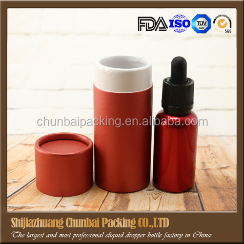 red color perfume essential oil dropper bottle wholesale glass dropper bottles made in China dropper bottles 30ml