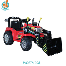 Most popular electric mini excavator for sale, baby ride on toy with music WDZP1005