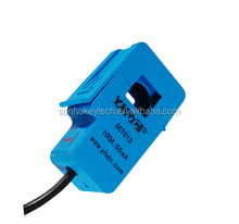 Non-invasive 0-100A AC Sensor Split Core Current Transformer SCT-013-000