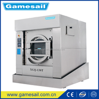 15KG~200KG,2013 the best in the world all-steel industrial industrial laundry clothes used industrial washing machine
