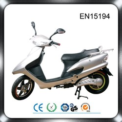 CE with pedal throttle hybrid 48V Two Wheel rechargeable Electric Mini Motorcycle