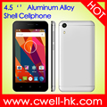 MT6580M Quad Core 4.5 Inch IPS Touch Screen android smartphone