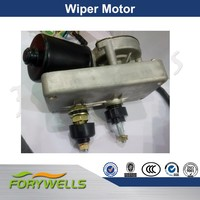 high quality heavy duty truck 50w windshield wiper motor