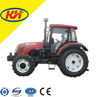 130hp small farm tractor price in China