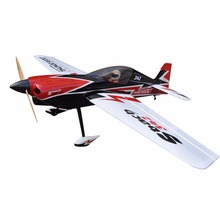 "giant scale rc Sbach-342 106"" 100cc gas balsa wood airplanes working model"