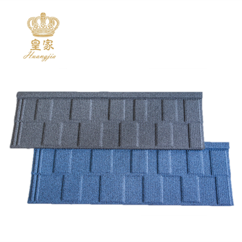 Hot sell product stone coated metal tile for villas