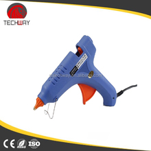 25W approved CE GS ROHS cordless hot melt glue gun