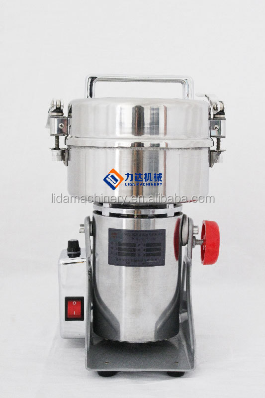 DFY-600D 110V/220V Household Portable Seed Flour Making Machine