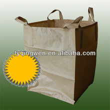 1000kg jumbo bag for packing coal, PP container bag with UV treated any color choosen