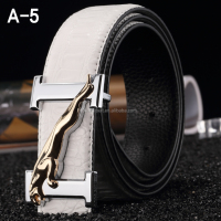 2015 Most Fashion Pressing Microfiber official Belt