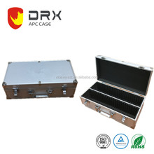 custom made briefcase portable packing aluminum coin case