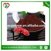 100 ganoderma lucidum extracts wholesale organic reishi mushroom extract powder professional factory