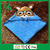 hooded poncho towel for kids