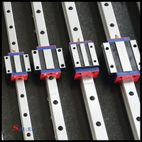 linear rail systems for cnc motion control