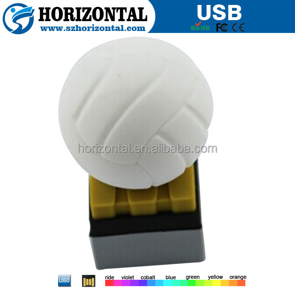 hei er verkauf kostenloser probe volleyball usb stick f r werbegeschenk usb stick produkt id. Black Bedroom Furniture Sets. Home Design Ideas