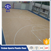 Indoor vinyl flooring used pvc basketball floors for sale