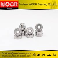 Electric skateboard deep groove ball bearing size 606