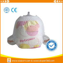 New style disposable baby pants diaper from China supplier