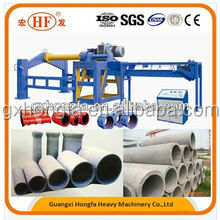 Hongfa HF-2000 high-speed centrifugal force machinery for production of concrete pipe