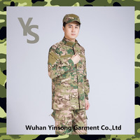 [Wuhan YinSong] Hot sale Tactical multicam ACU military uniform