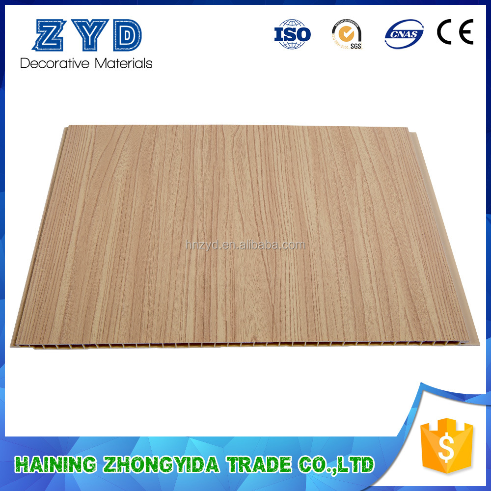 Most popular 0.6cm thickness oem plastic new wall panel for house