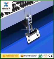 SUREALONG Metal Roof Solar PV Mounting Supports Solar Mounting Systems Solar PV Panel Mounting Brackets