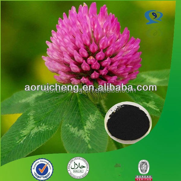 High Quality Red Clover Extract for Antibiotic