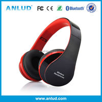 ALD06 Newest colorful big bluetooth headphone