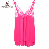 Plus Size Fashion Women Dress Hot Sexy Lingerie Sexy Nude Lingerie