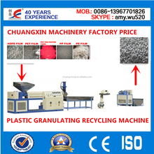 Factory Price Waste Plastic film recycling machine
