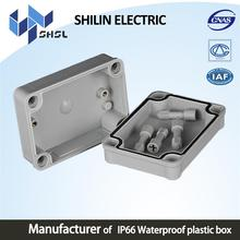new designed electric junction box ip65