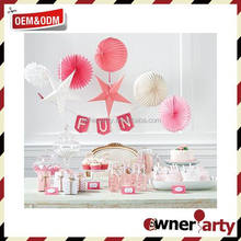 Elegant Convenient Hanging Beautiful Themed Party Packs